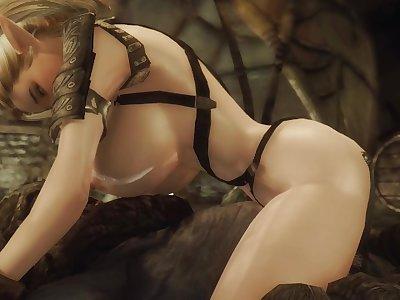 Skyrim Immersive Porn - Episode 12