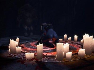 Dark Elf's Ritual
