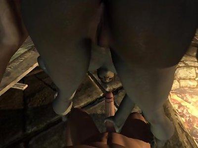 Skyrim Immersive Porn - Episode 1
