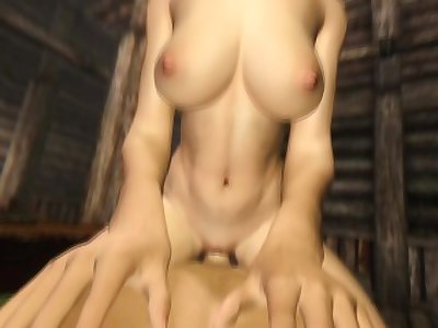 Skyrim Immersive Porn - Episode 5