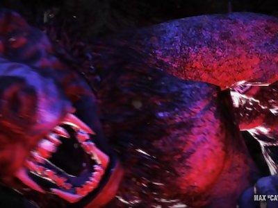 Werewolves' Nest (SCENE 095 _ HALLOWEEN SPECIAL)
