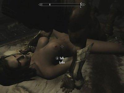 Skyrim: Sex With Lydia