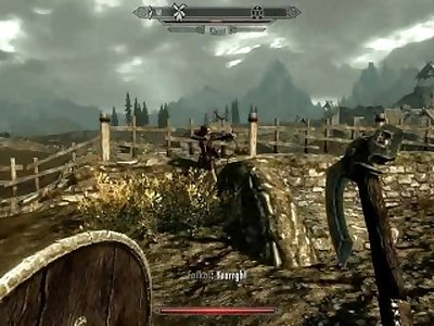 Skyrim Aela the Huntress conquered Part 1