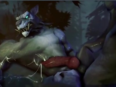 SFM MONSTER PORN XXX GAY (GAY FURRY YIFF) {Animated By: Ictonica}