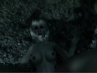 Skyrim Babe Gets Fucked by You