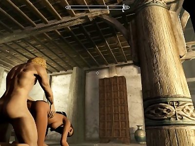 Skyrim Sex Action