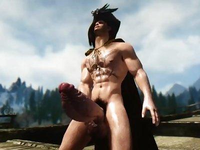 Skyrim: Colossal Cocks