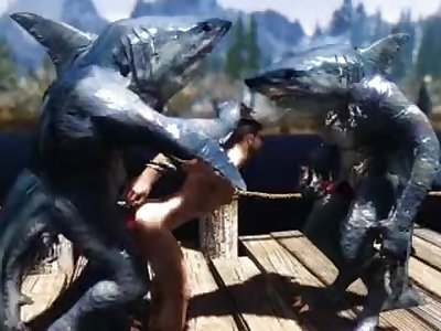 Skyrim: The Werebeasts
