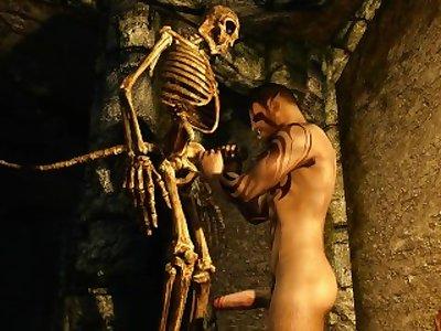 Skyrim: The Necromancer