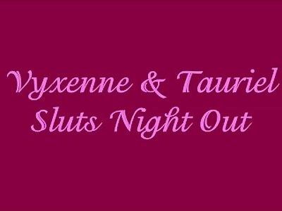 Vyxenne and Tauriel: Skyrim sluts just wanna have fun!