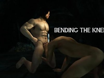 Skyrim: Bending the Knee with Jon and Ser Loras
