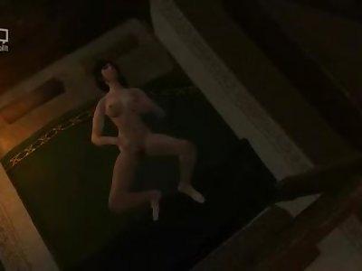 skyrim SE masturbation 1
