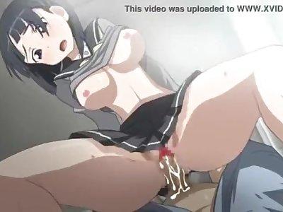 Sword Art Online - Leafa qui se fait prendre