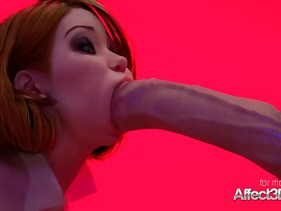 3D animation futa game