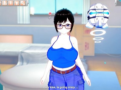 OVERWATCH MEI GETS FUCKED (2019)