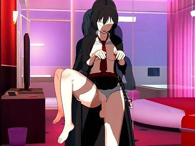 Akame Ga Kill! - Akame 3D Hentai