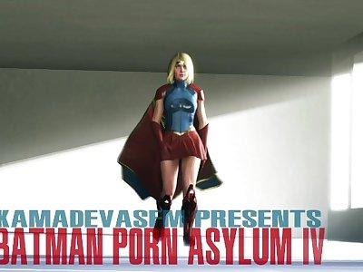 Harley Quinn [Futa] fucks Supergirl [BPA EP4]