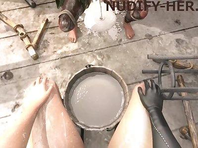 Quiet's Ruined Asshole (no horse action, no sound)