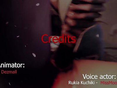 Secret training ~Rukia Kuchiki~