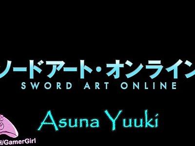 Sword Art Online - Asuna Yuuki Cosplay