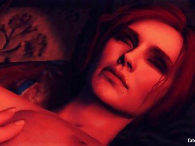 Witcher The Wild Huntresses Episode 2 [fatcsfm]