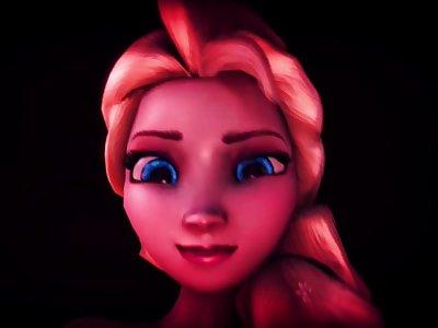 The Queens Secret - Elsa Frozen - DeZmaLL