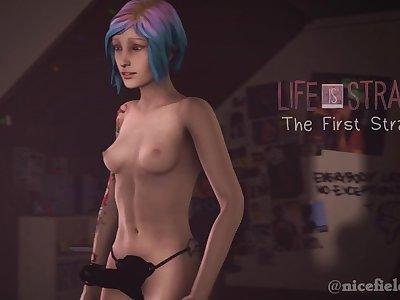 LIFE IS STRANGE: The First Strap-on (Max x Chloe) original SFM animation