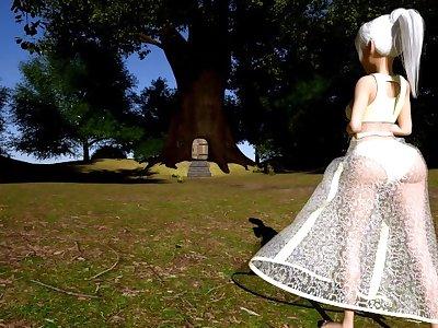 Amy's Big Wish - Candy Cane - Hentai Futanari Dickgirl Futa Milf