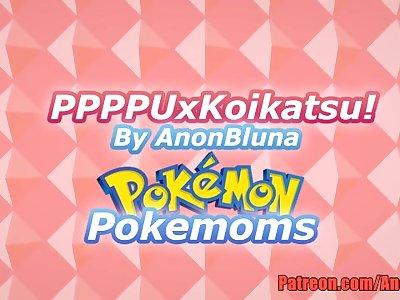 PPPPUxKoikatsu Pokemon Moms 01