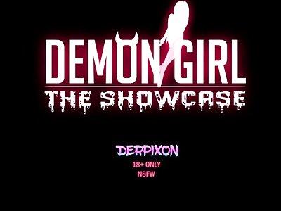 Demon Girl - The Showcase (2017) - Derpixon