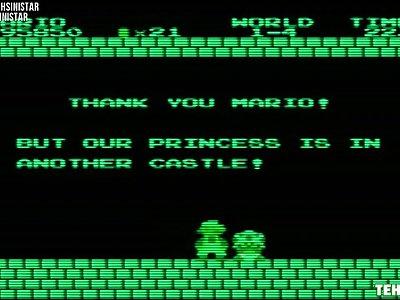 Super Mario Bros - Be My GameBoy