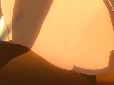 BOTW: Young Zelda get fucked by Urbosa [Zelda SFM by SableServiette]