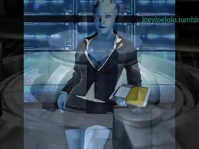 Mass Effect: Project Blue Dawn 3 (FUTA)