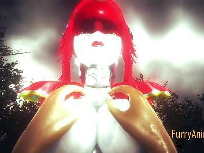 Zelda Furry Hentai - Nipha Having Sex