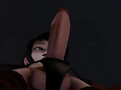 Mavis Dracula Futa Solo By blackjrXIII My Favorite Angles