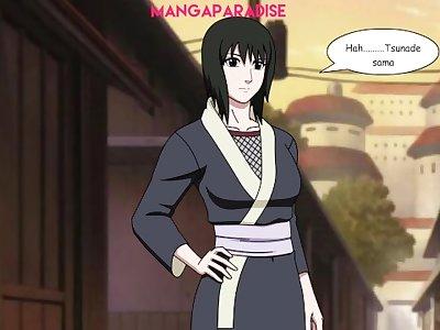 Tsunade x Naruto Futunari (All Characters are over 18)