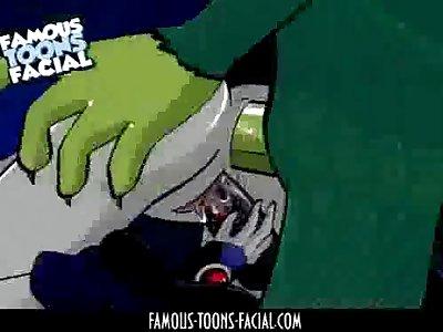 Teen Titans Porn