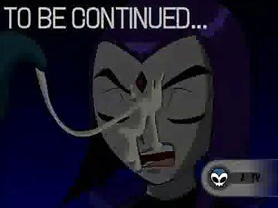 Teen Titans Hentai - Tentacles-Raven