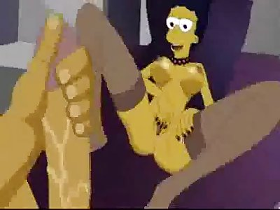 Simpsons Video