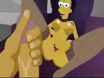 Simpsons Video