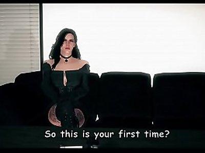 Yennefer Casting Couch(Artist:kawaiidetectiveenthusiast)
