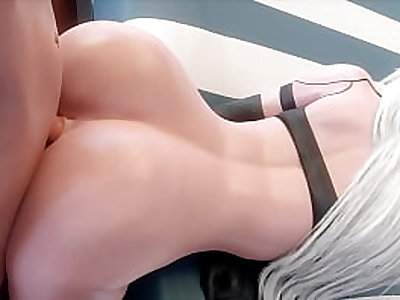A2 Takes A Cock Up Her Ass And Enjoys It - [Exga]