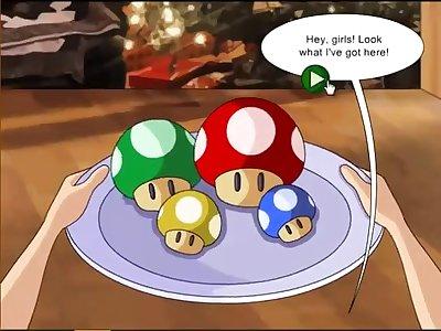 Mario Porn