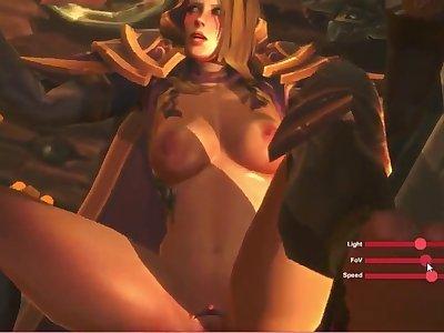 World of Warcraft Hentai