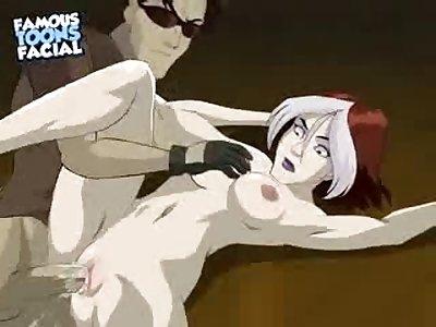 X-Men Porn