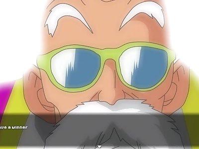 Super Slut Z Tournament - Dragon Ball - Android 18 Sex Scene Part 2 By LoveSkySanX
