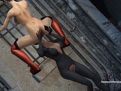 Batman Porn