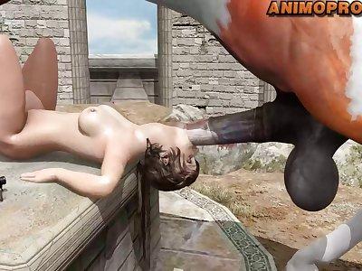 Lara Croft Hentai