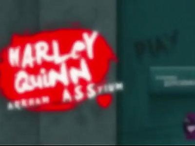 Arkham ASSylum with Harley Quinn
