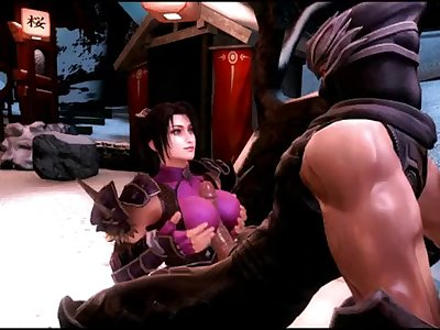 Soul Calibur Hentai